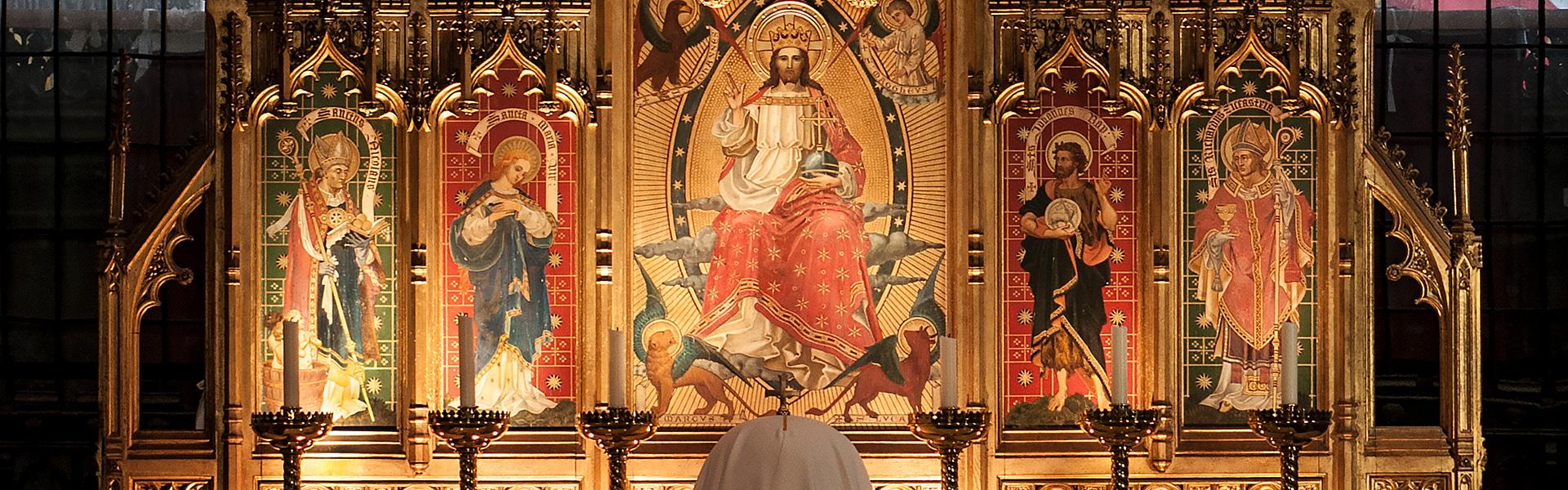 Interior St Nicholas