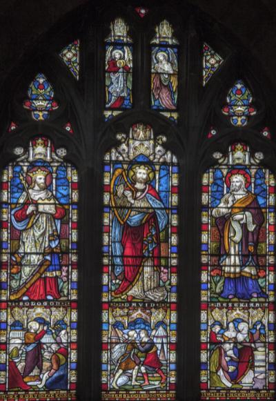 North Aisle Window 3