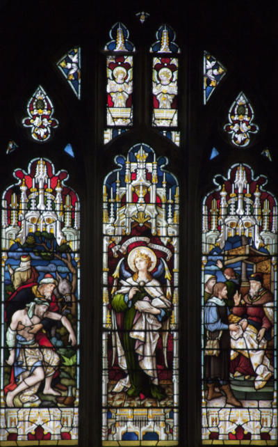 South Aisle Window 2