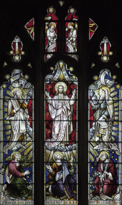 South Aisle Window 3