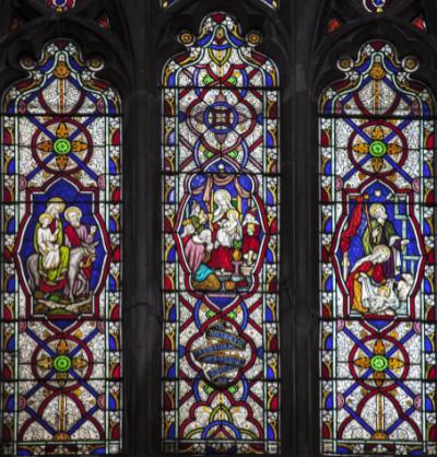 Lady Chapel Window 1