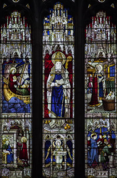 Lady Chapel Window 2